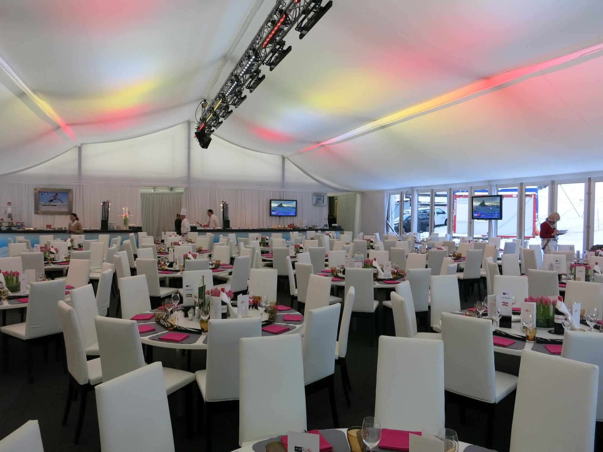 Interieur Design | Ebner Event Logistics